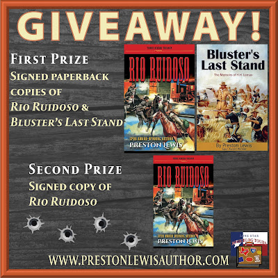 Rio Ruidoso tour giveaway graphic