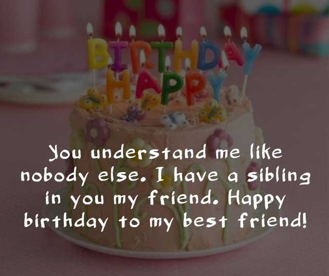 birthday wishes for friend and birthday wishes for best friend
