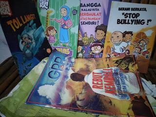 Komik & Majalah Dari Kemenkominfo