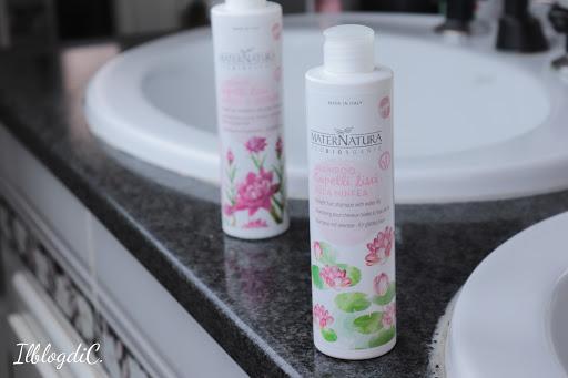 Shampoo capelli lisci Maternatura
