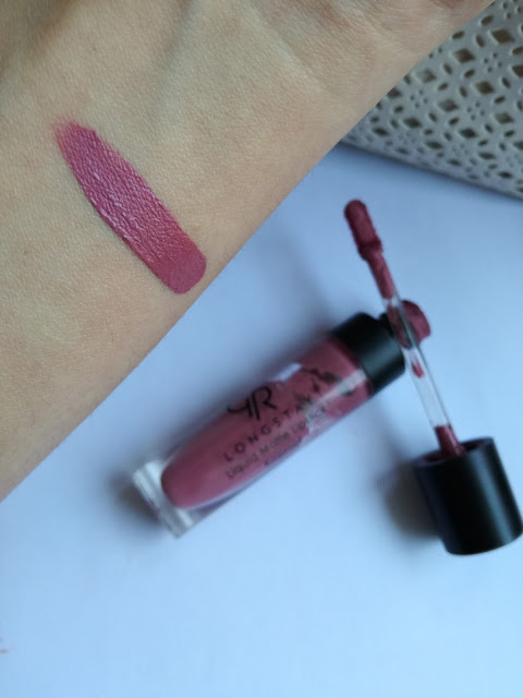 Longstay Liquid Matte Lipstick Golden Rose 03