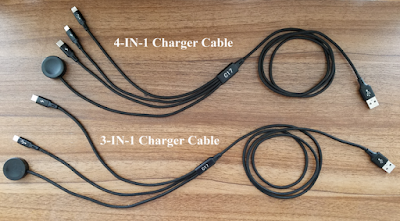 C17 Kabel charger all-in-one