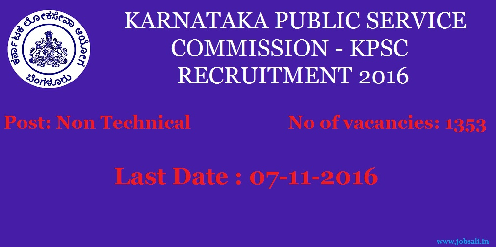 KPSC Notification, KPSC Exam Syllabus