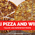 Yellow Cab Unli Pizza and Wings Promo for FEB, 1 day only!