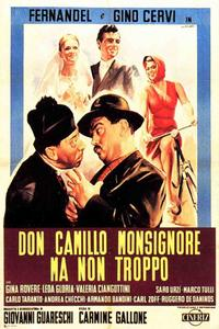 Watch Don Camillo: Monsignor Online Free in HD