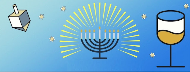 Hanukkah facebook covers