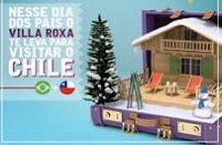 Promoção Villa Roxa Dia dos Pais no Chile