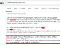 Cek SERP: 2 Cara Mengetahui Posisi Ranking Artikel di Google