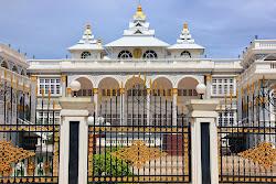 Palais présidentiel à Vientiane