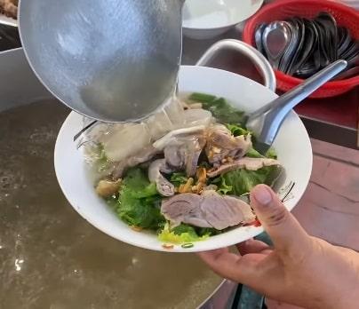 Hủ tiếu nước Gù Điện Lực