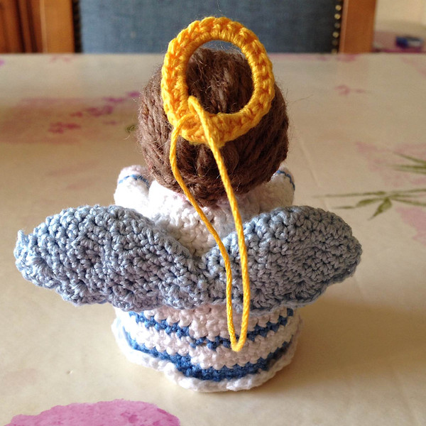 Angelo Amigurumi Tutorial - Angel Crochet - Angelito Crochet | Uncinetto  amigurumi, Uncinetto tutorial, Alberi di natale all'uncinetto | 600x600