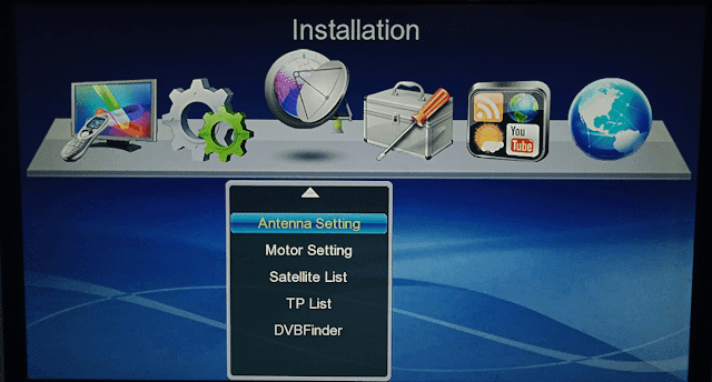 Gx6605s 5815 V4.1 Down Upgrade From Green Theme Software Update