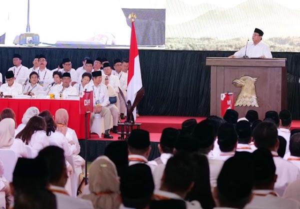 Gerindra Sudah Siapkan Nama Menteri
