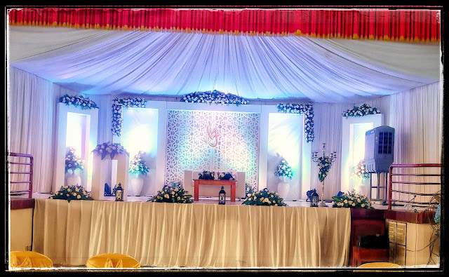 stage decor works in Kochi Kerala