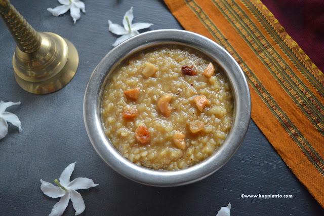 Ada Pradhaman Recipe
