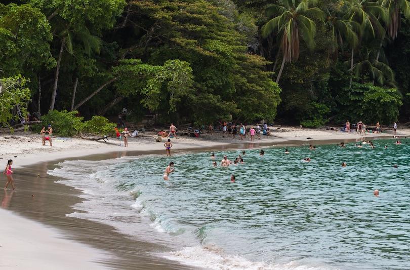 اجمل الشواطئ في كوستاريكا