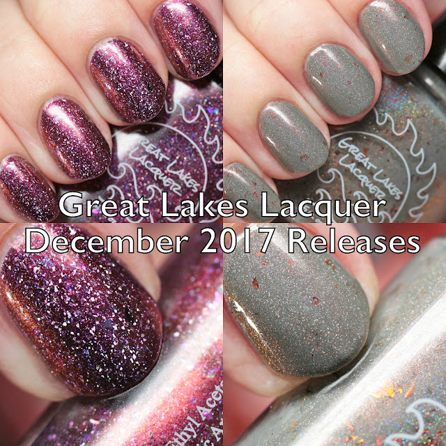 Great Lakes Lacquer December 2017 Releases