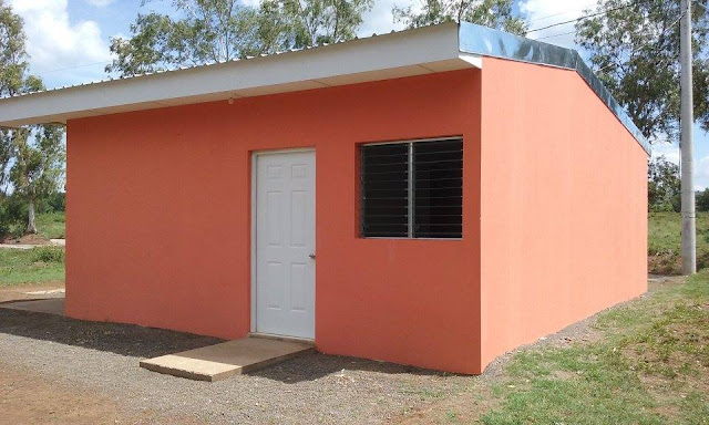 Viviendas en Nicaragua