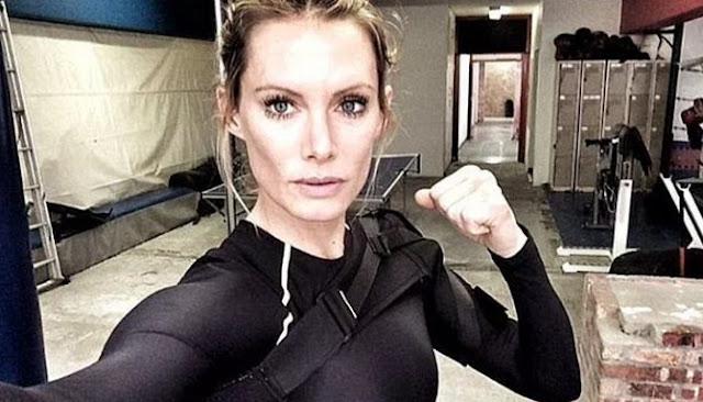 Tujuh Stuntwoman Berikut Tak Kalah Cantik Dari Bintang Utamanya