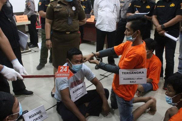 Motif 22 Tahanan Keroyok Bapak Perk*sa Anak hingga Tewas: Geram ke Kasusnya