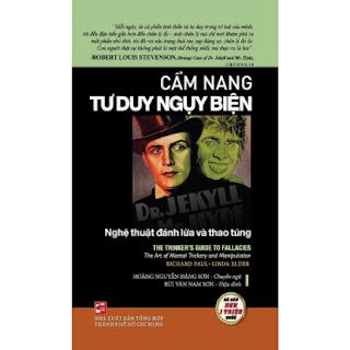 Cẩm Nang Tư Duy Ngụy Biện (Tái Bản 2020) ebook PDF EPUB AWZ3 PRC MOBI