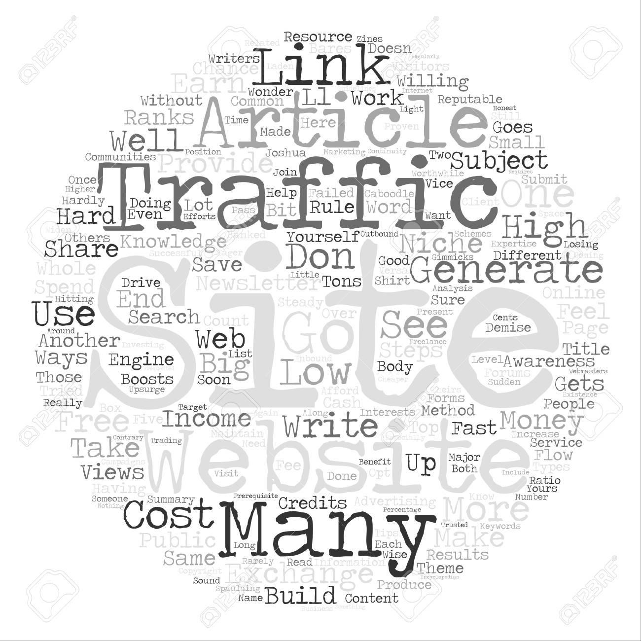 Simple Ways To Get Free & Low Cost Traffic To Your Adsense