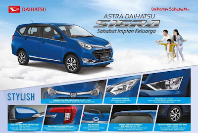 Daihatsu sigra, Mobil sigra, Mobil Daihatsu sigra, Sigra bogor, New sigra