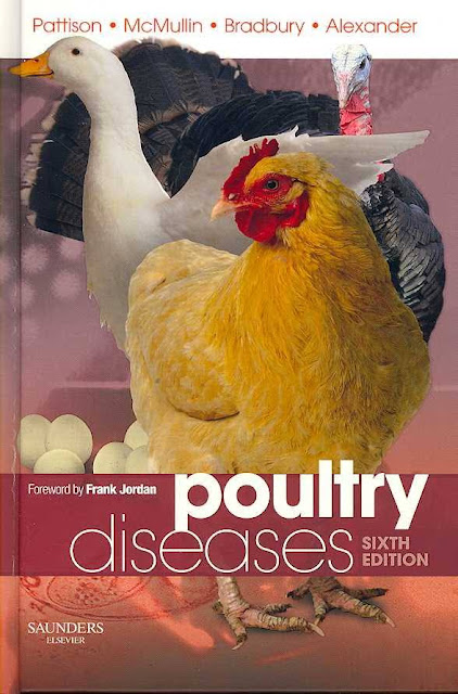 Poultry Disease 6th Ed  - WWW.VETBOOKSTORE.COM
