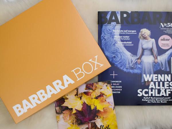 """Barbara Box """"Herbstlich Herrlich"""""""