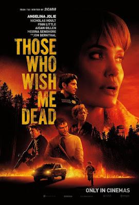 Those Who Wish Me Dead 2021 R1 NTSC DVDR Latino