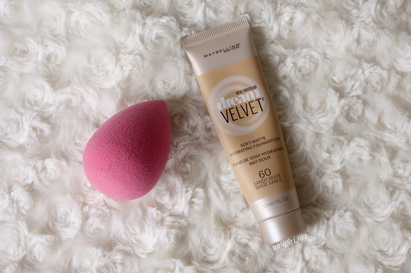 maybelline dream velvet foundation nc25 review