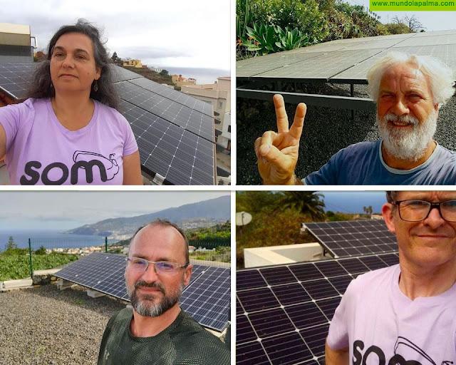La Cooperativa Som Energia abre el período de inscripción para la compra colectiva de instalaciones de autoconsumo