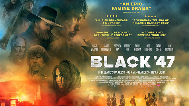 Black 47 (2018) BRRip 720p Latino-Ingles