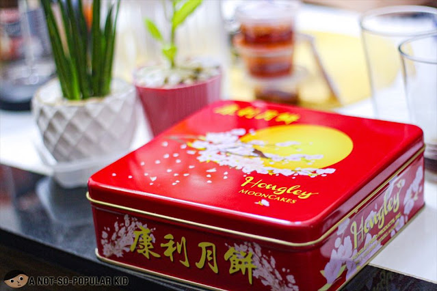 Hongley Mooncake Box