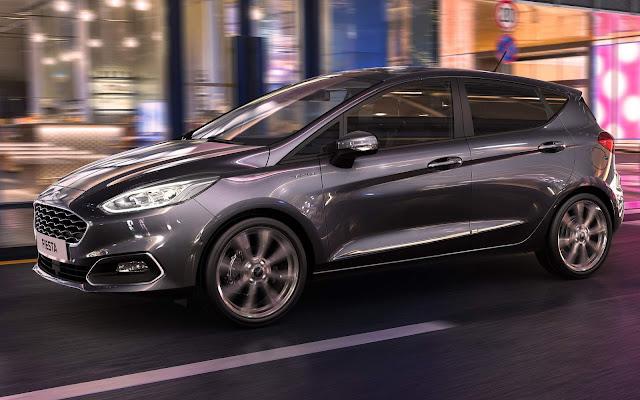 Novo Ford Fiesta 2021