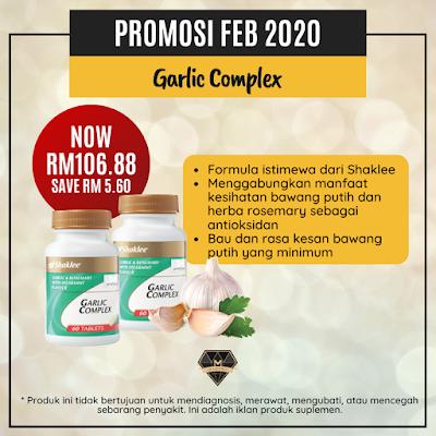 Promosi Februari 2020