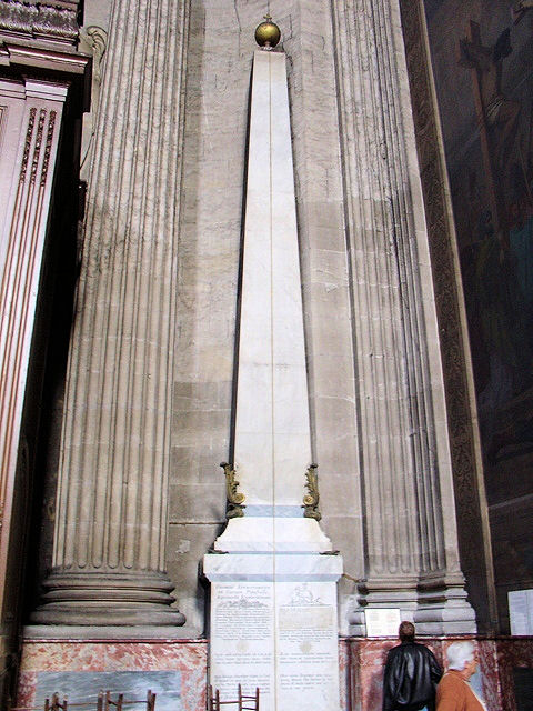 Image result for picture of obelisk st sulpice