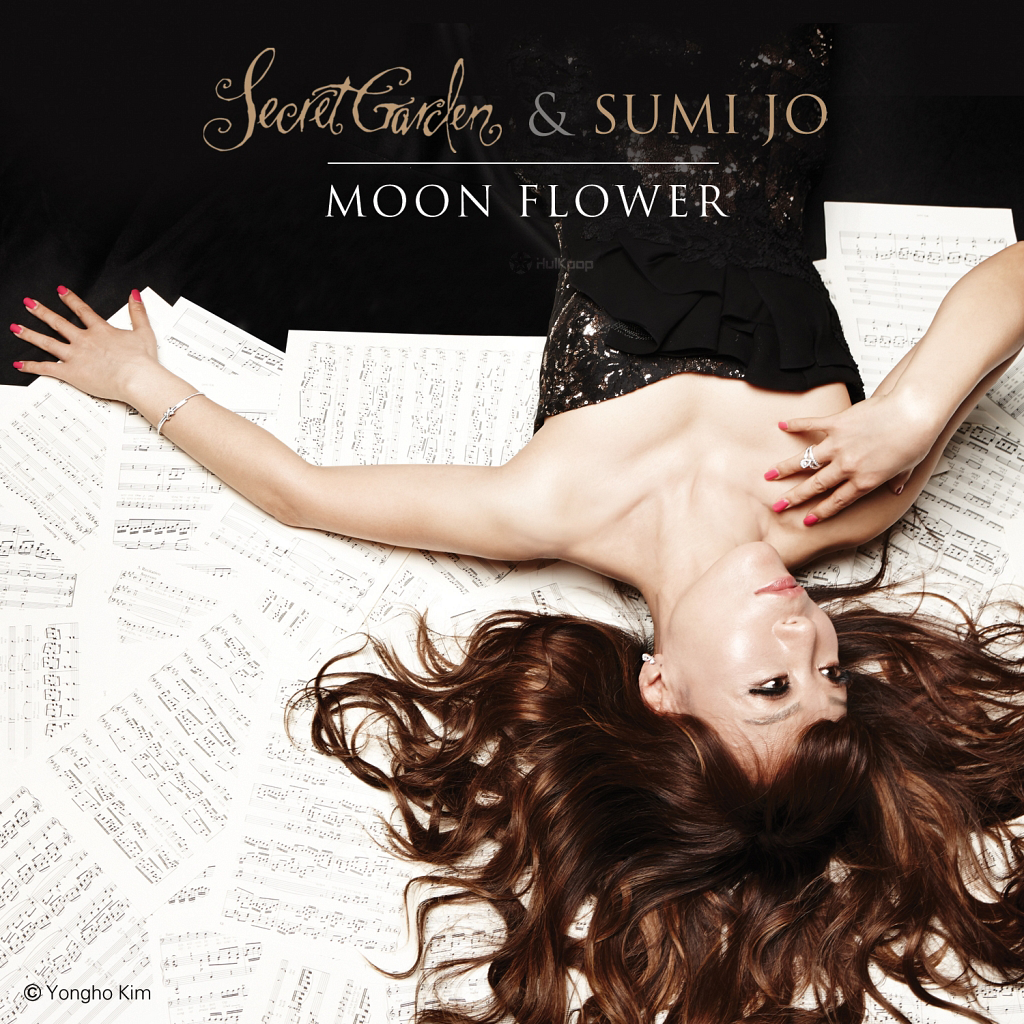 [Single] Secret Garden, Sumi Jo – Moon Flower