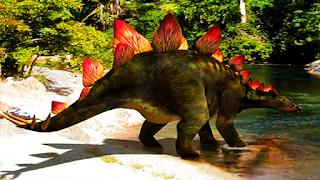 stegozaur, dinozaur tyreoforański