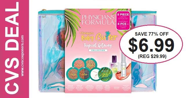 Physicians Formula Tropical Getaway Set CVS Deals