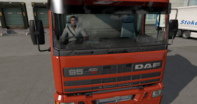 DAF95 ATI uk v1.0 ETS2