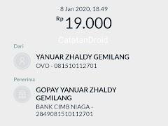 Cara Transfer Uang Saldo dari OVO ke GoPay