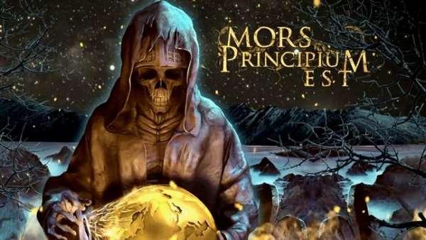 "MORS PRINCIPIUM EST: Ακούστε το νέο single ""Lost in a Starless Aeon"""