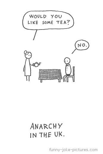 funny uk anarchy tea marriage joke cartoon
