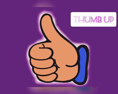 Makna thumbs up
