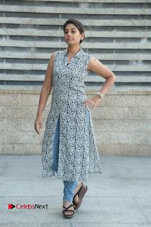 Telugu Television Actress Karuna Latest Pos In Denium Jeans  0097.JPG