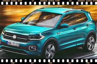 recenzii si pareri noul Volkswagen T-Cross 2018 cel mai mic suv VW