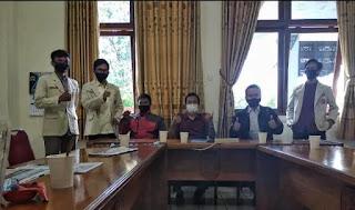 PDPM Jepara Silaturahmi Ke DPRD Jepara