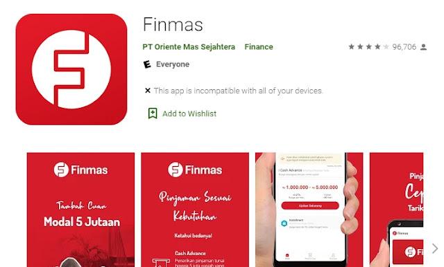 aplikasi finmash