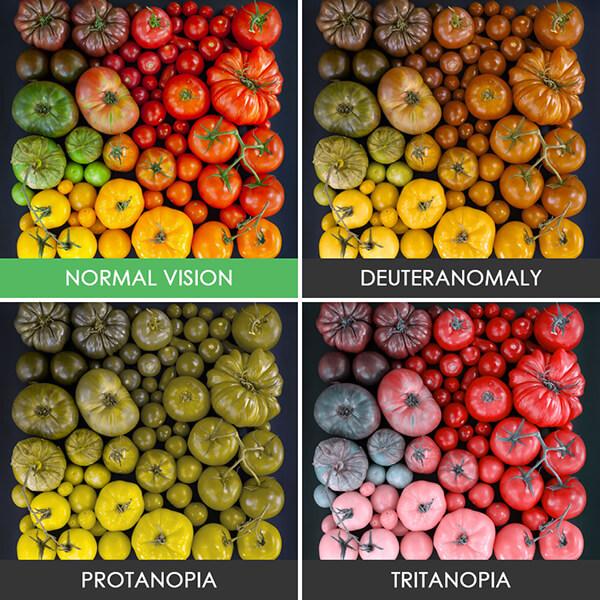 Mengenal buta warna